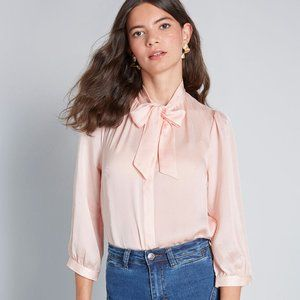 The HBIC Blouse By ModCloth 1X